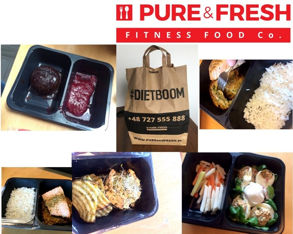 catering dietetyczny Pure&Fresh