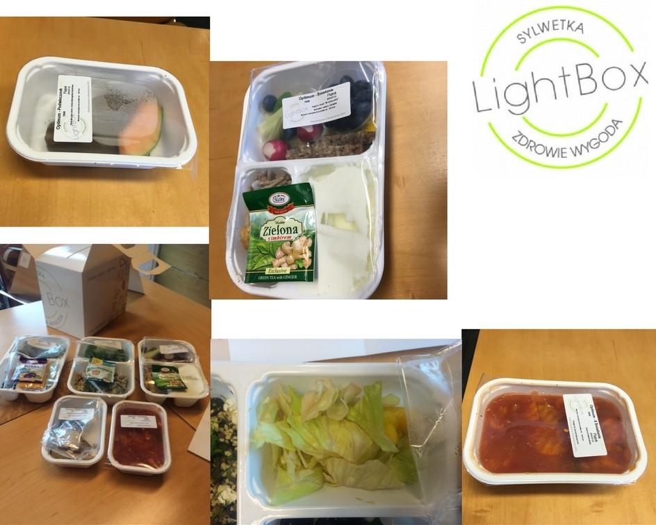 catering dietetyczny Light Box