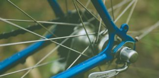 wrzucić w koszty rower