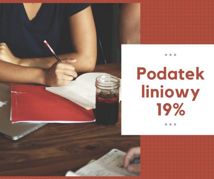 Podatek liniowy 19%